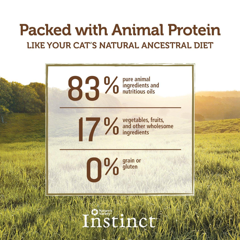 百利猫粮经典无谷系列鸡肉高蛋白成猫增肥发腮幼猫进口优惠券