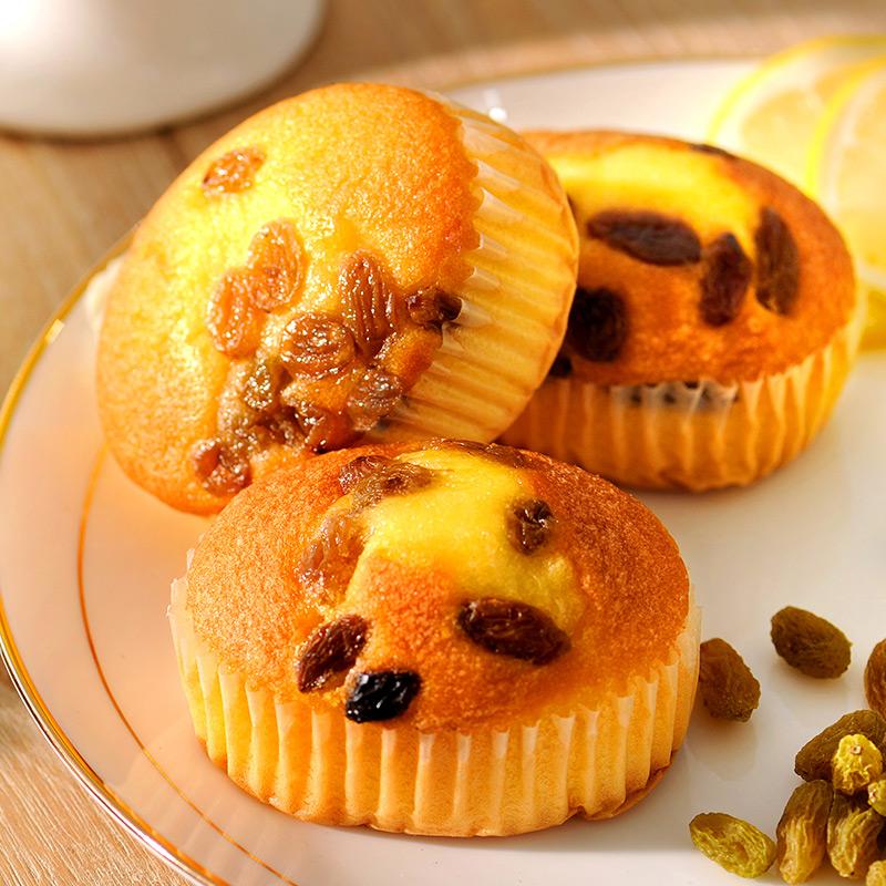 巴比熊提子蛋糕营养面包小蛋糕早餐老式糕点心鸡蛋糕零食小吃整箱主图
