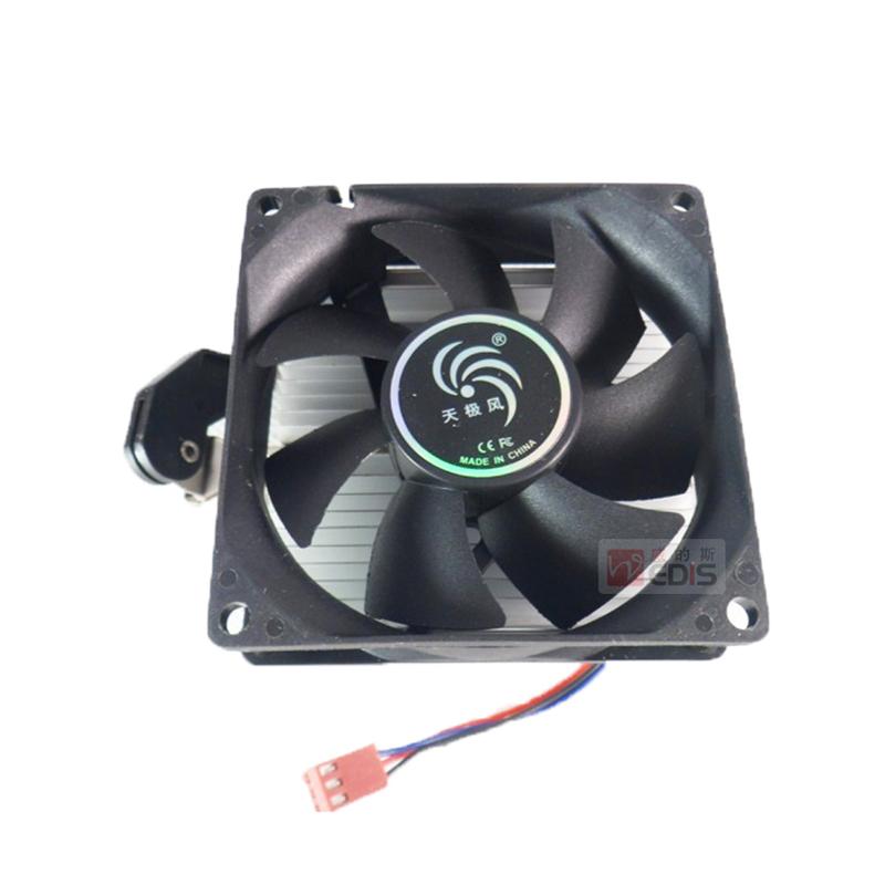 天极风A3 AMD平台专用CPU散热器 FM1FM2AM2AM3静音风扇K8cpu风扇