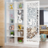 Screen partition cabinet simple modern porch cabinet fashion living room small apartment simple bedroom bathroom mobile double-sided