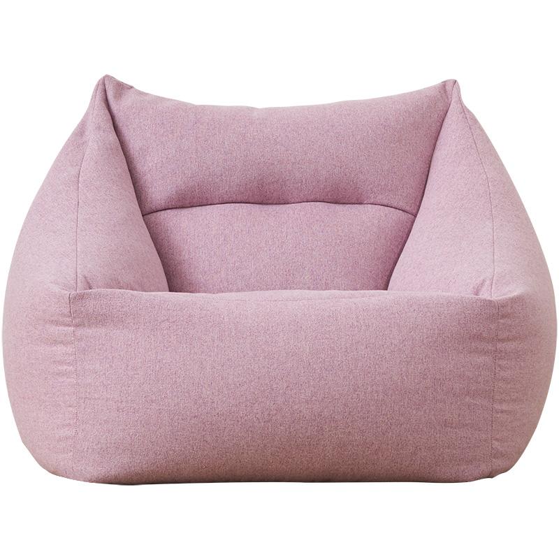 懒人沙发单人豆袋可爱懒人椅榻榻米创意卧室女孩可拆洗单人沙发