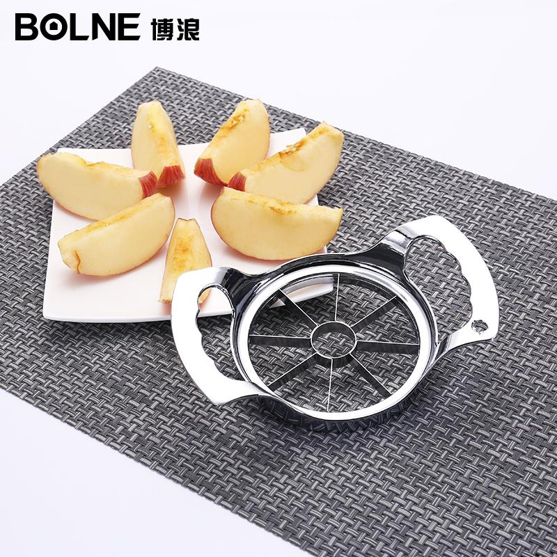 德国博浪 切苹果神器去核 304不锈钢切片水果分割器削瓜切割器