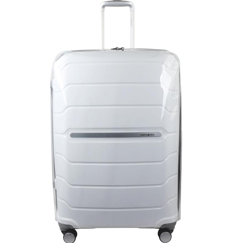 寸 28 25 拉杆箱旅行箱套透明 V22 行李箱保护套耐磨 i72 新秀丽 适用于