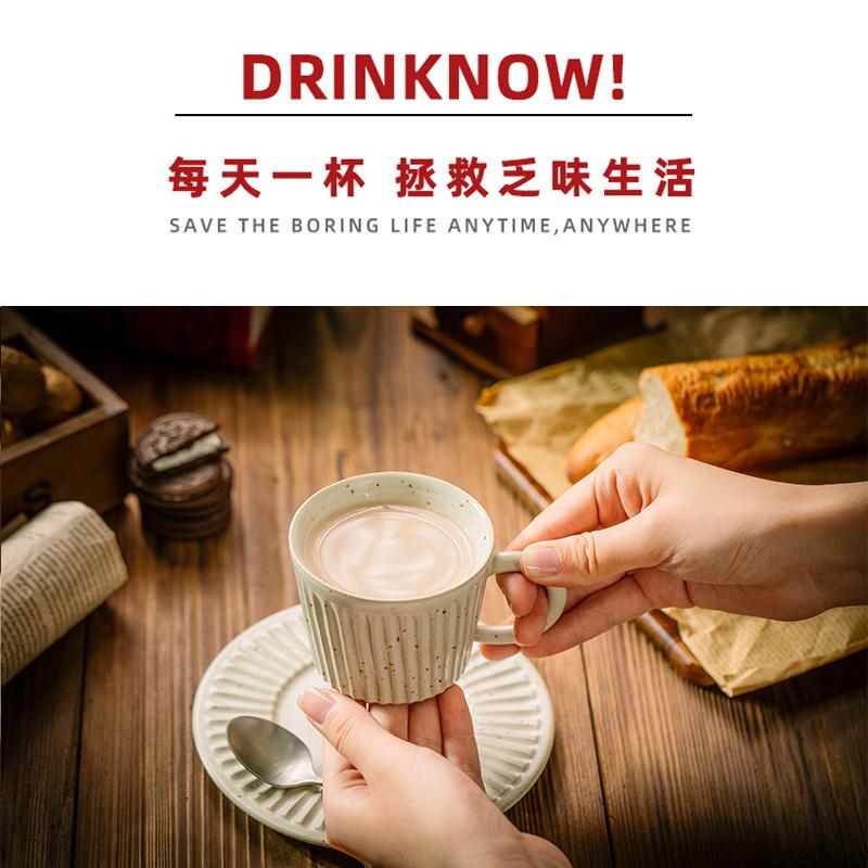 阿萨姆奶茶粉袋装小包爆 手摇网红奶茶店专用原材料冲 泡饮品冲饮 - 图0