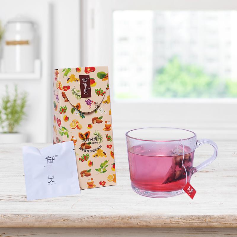 北欧蔓越莓混合果粒 办公室茶包 御禾臾水果茶包 茶三角茶包