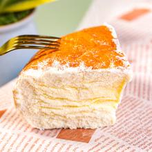 【毛毛先森】10种口味爆浆奶酪包蛋糕
