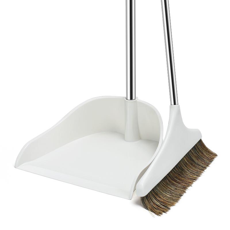 【女管家】家用扫把簸箕2件套