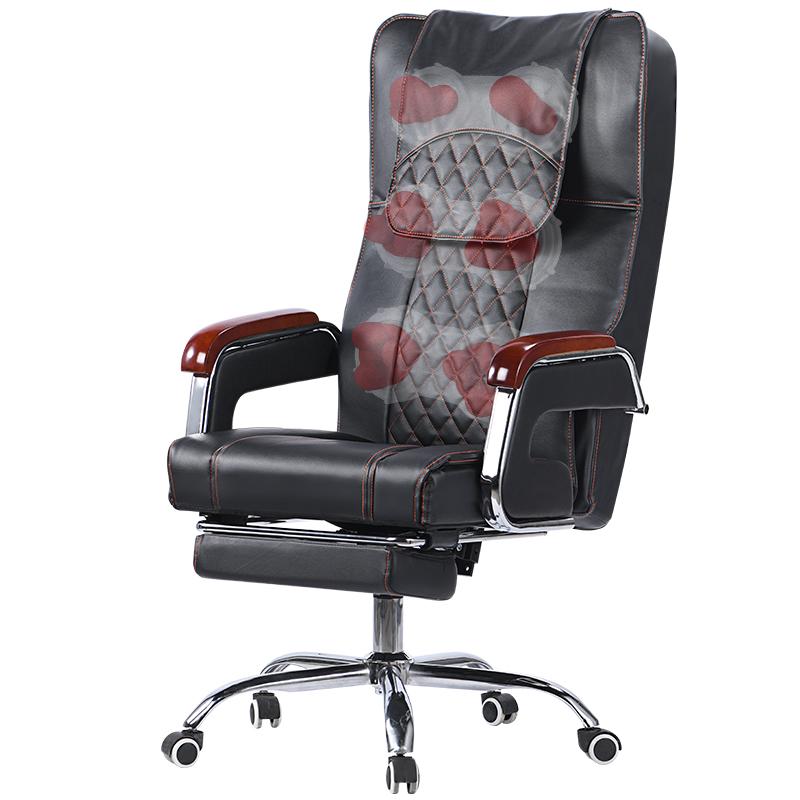 溪北洋办公室按摩椅电动全自动揉捏颈椎家用小型多功能电脑按摩椅