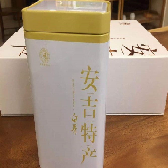克绿茶春茶高山珍稀产地原茶 50 新年茶农直销安吉白茶雨前精品 2019
