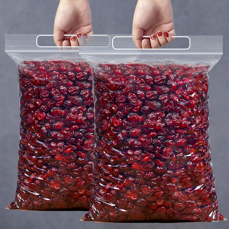蔓越莓干500g果干烘培用曼越莓干雪花酥的原料蜜饯果脯水果干零食