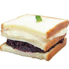 佑趣紫米面包黑米糯米奶酪夹心手撕切片吐司网红甜点早餐新鲜整箱