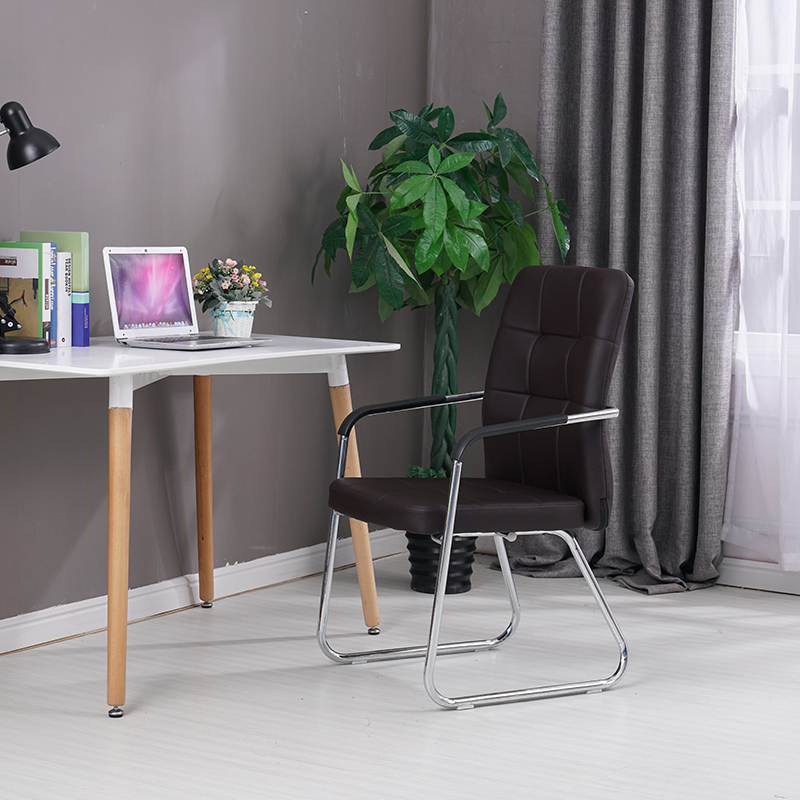 電腦椅辦公椅職員網椅轉椅會議椅弓形椅子家用電腦椅子靠背椅座椅