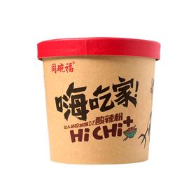 嗨吃家酸辣粉正品整箱网红即食方便泡面速食重庆粉丝6桶装螺蛳粉
