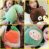 Warm baby rechargeable explosion-proof hot water bottle water injection cute plush winter warm water bag cartoon hand warmer female authentic