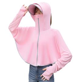 防晒衣女2020夏季新款骑车冰丝防晒服防紫外线透气防晒衫长袖外套