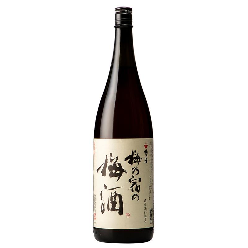 1.8L 日本原裝進口梅子酒青梅酒女士酒果酒甜酒日本梅酒 梅乃宿梅酒