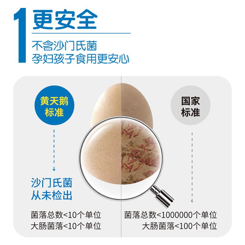 黄天鹅鸡蛋可生食无菌新鲜溏心生吃日本寿喜锅烧日料鸡蛋20枚包邮