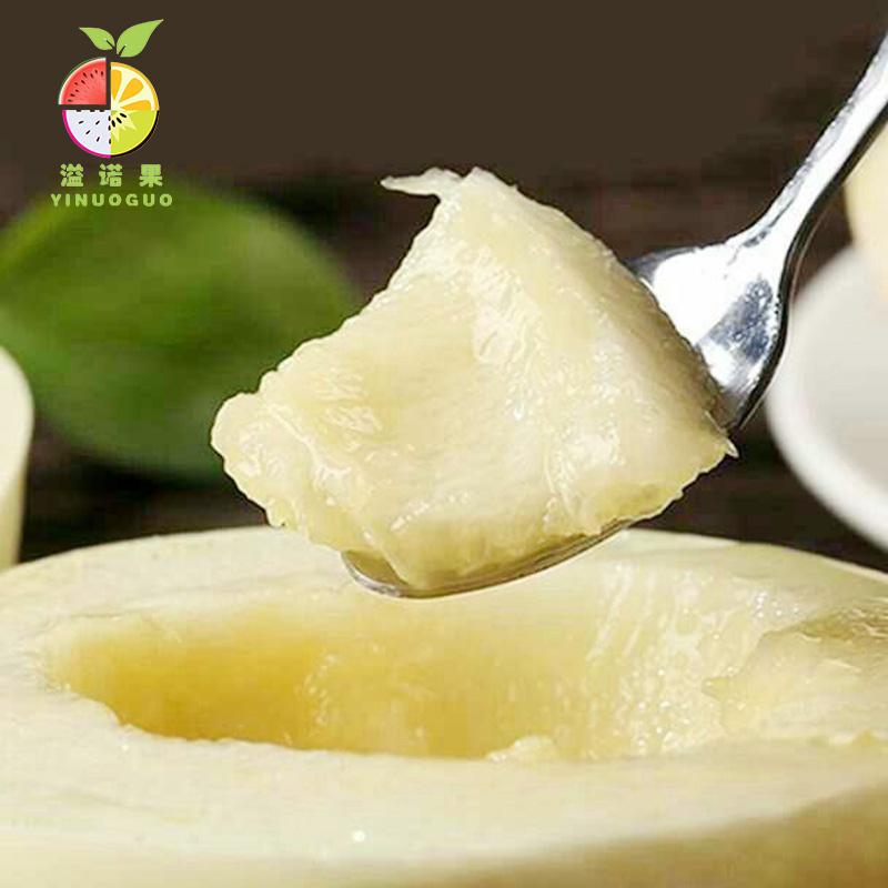 陕西阎良甜瓜新鲜当季水果非羊角蜜绿宝石整箱现货小香瓜5斤包邮