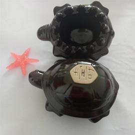 锗石乌龟梳子托玛琳纳米磁能量保健经络按摩头部长寿红石乌龟梳子