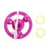 经典80后玩具闪光拉线风火轮 发光飞轮拉哨拉响 创意儿童玩具礼品