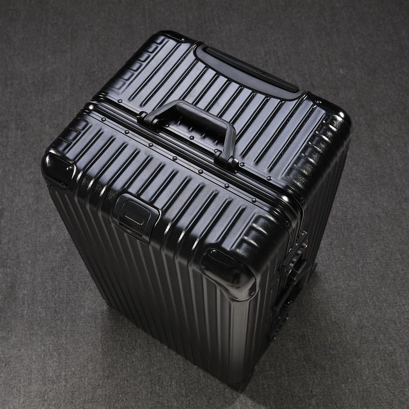 大号出国加大 行李箱 30 寸旅行箱 32 超大容量加厚铝框拉杆箱万向轮