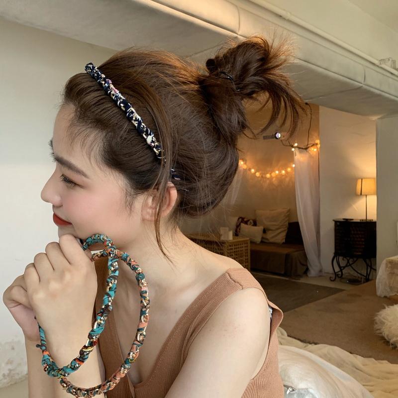 韩国发箍女头饰洗脸头箍头饰夏季压发夏天网红2021年新款发卡发饰