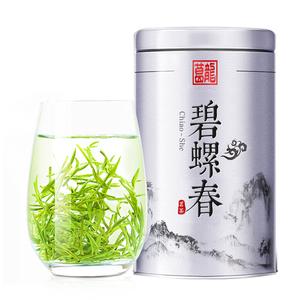 灌装2019绿茶碧螺春125g