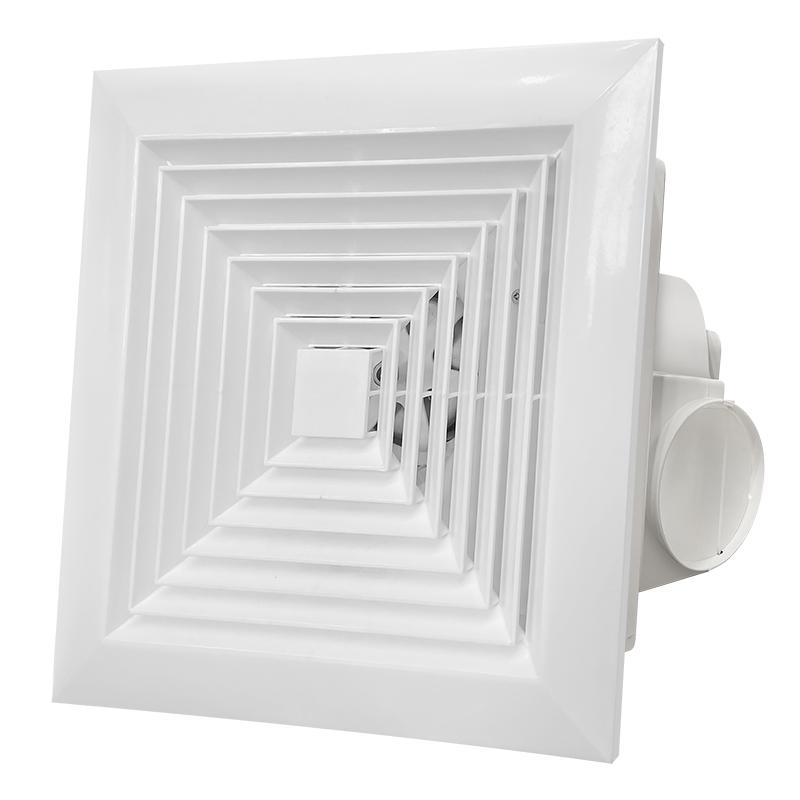 雷士顶集成吊顶换气扇吸顶式排风扇厨房静音家用卫生间强力排气扇
