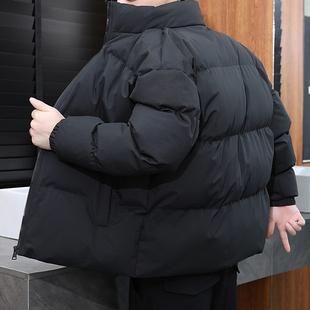 M-8XL加厚大码羽绒棉衣大棉袄外套男