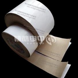 高硅氧背胶带防火高温布耐热缠绕带持久耐温1000度阻燃绝缘防烫带