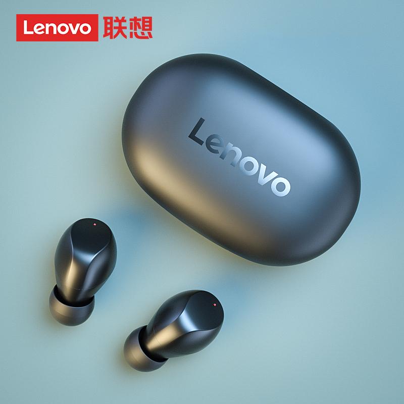 联想 TC02 智能触控5.0蓝牙耳机 入耳式被动降噪 支持单双耳