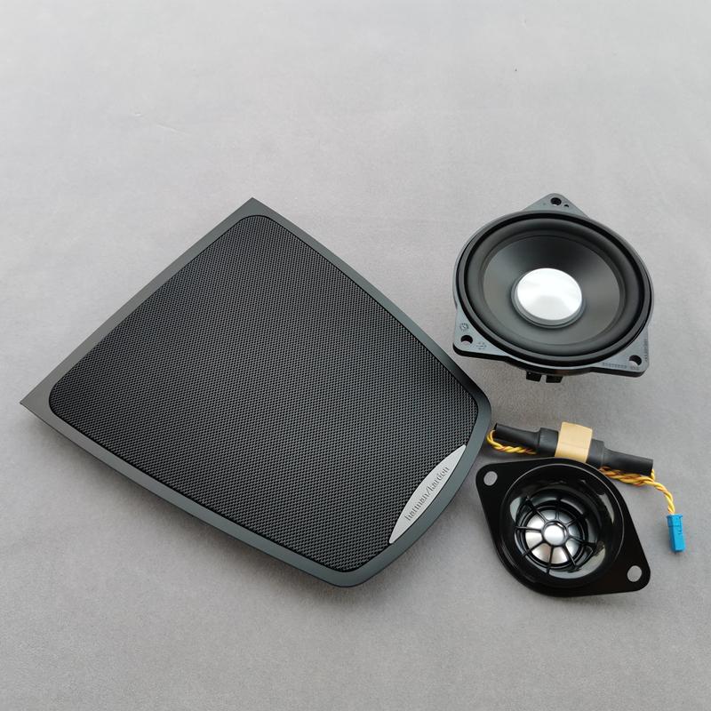 中升降中置音响改装 1 高 5 柱高音中置喇叭罩盖板 A F10F18 系 5 宝马 BMW
