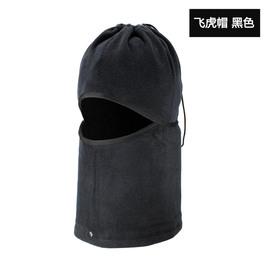 保暖头套男女防风帽冬季抓绒全脸2019年男士秋冬季装备绒帽多功能