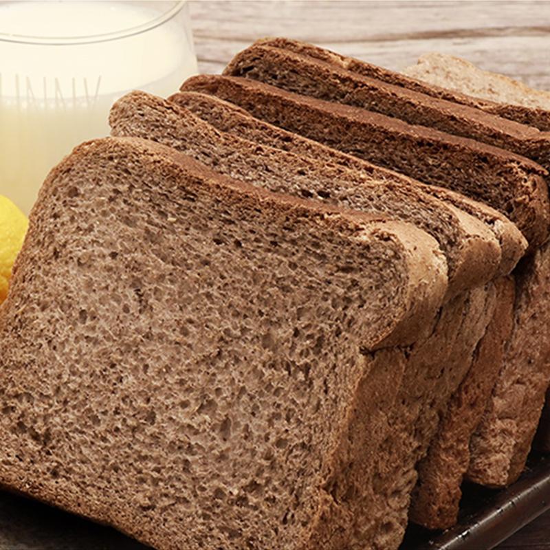 全麦代餐面包粗粮早餐吐司无糖