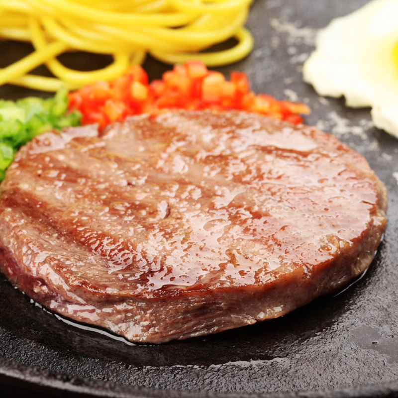 【点上】澳洲牛排套餐团购黑椒菲力家庭牛扒10片进口肉源新鲜牛肉