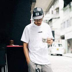 男士潮牌短袖T恤