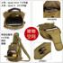 Tactical chest bag men's shoulder messenger bag outdoor luya canvas multifunctional luya small backpack slingshot bag