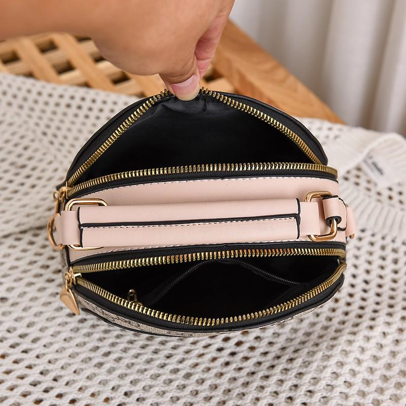 气质单肩斜挎手提小包包女包新款2020韩版潮流休闲时尚百搭大容量