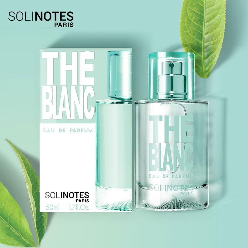 法国Solinotes女士香水50ml 11种香调可选