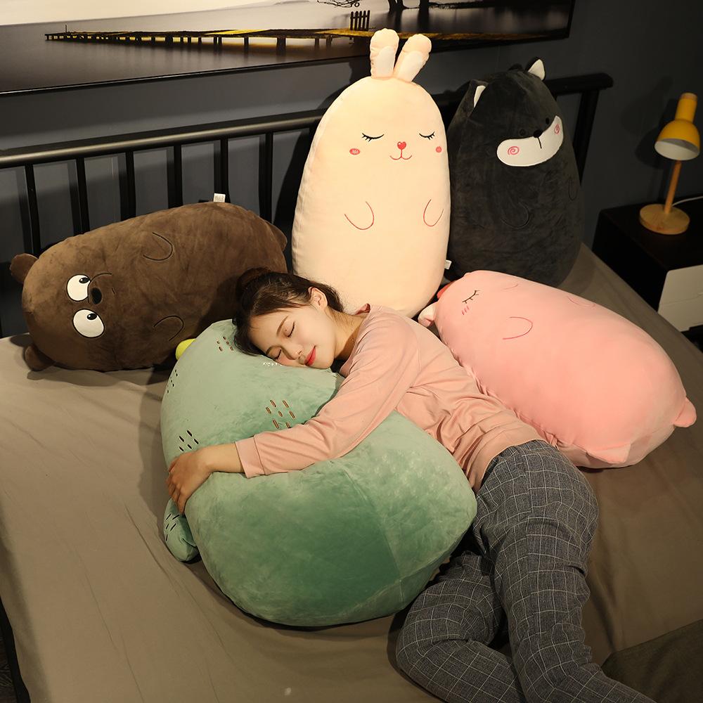 兔子毛绒玩具大号可爱抱枕公仔玩偶床上超软陪你睡觉布偶娃娃女孩
