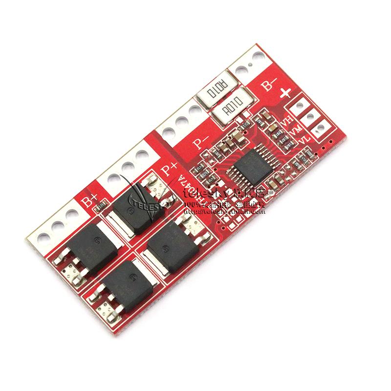 3串锂电池保护板 30A大电流 三串  自动恢复 10.8V 12.6V