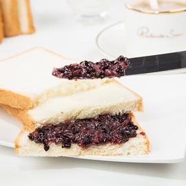 非桃李紫米面包奶酪夹心切片糯米早餐食品整箱紫薯吐司糕点零食