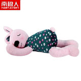 Antarctic rabbit rabbit pillow cute girl bed doll plush toy to accompany you holding sleeping soft rag doll