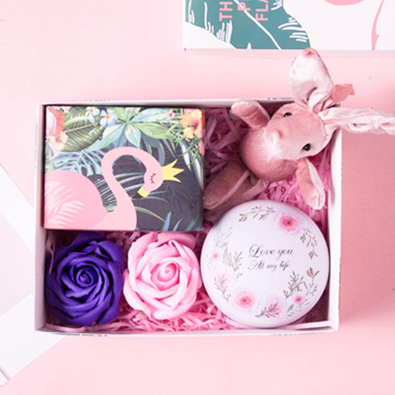 母亲节礼物送妈妈婚礼生日礼物女伴娘实用高档礼品礼盒创意伴手礼