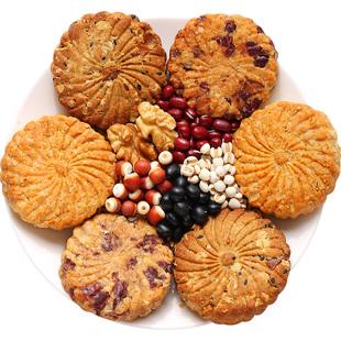 【買二送一】紅豆薏米代餐餅乾450克