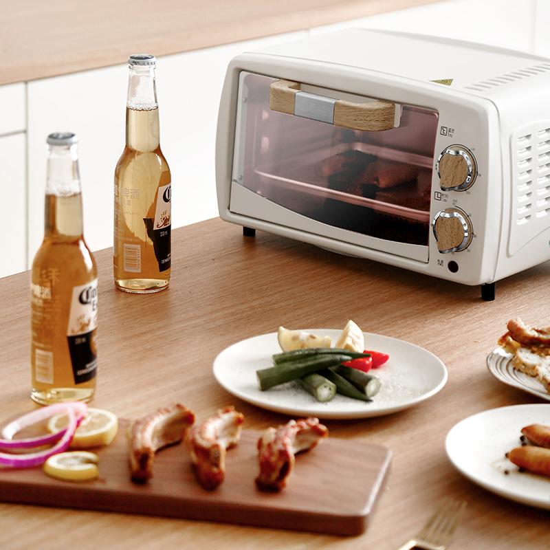 电烤箱托盘台式迷你发热无烟电器烘培热板日式烤鱼烘焙厨房