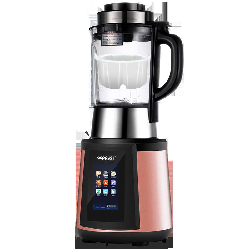 ASPPUER\\\/欧索普尔P12智能变频破壁机加热自动家用预约豆浆料理机