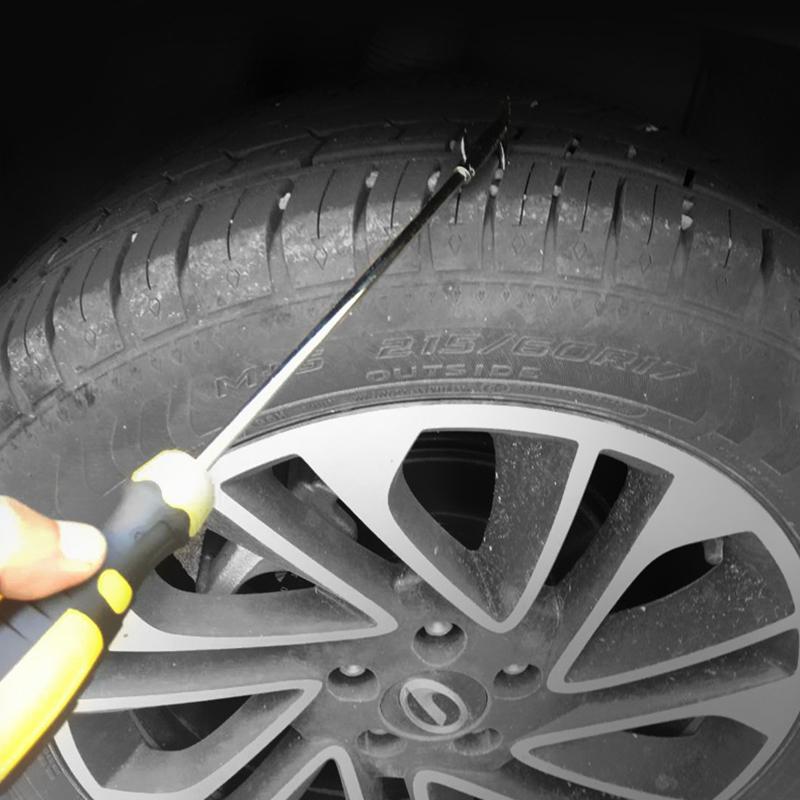 汽车轮胎清石钩多功能抠石器轮胎剔牙刀轮胎维修保养工具抠石子器