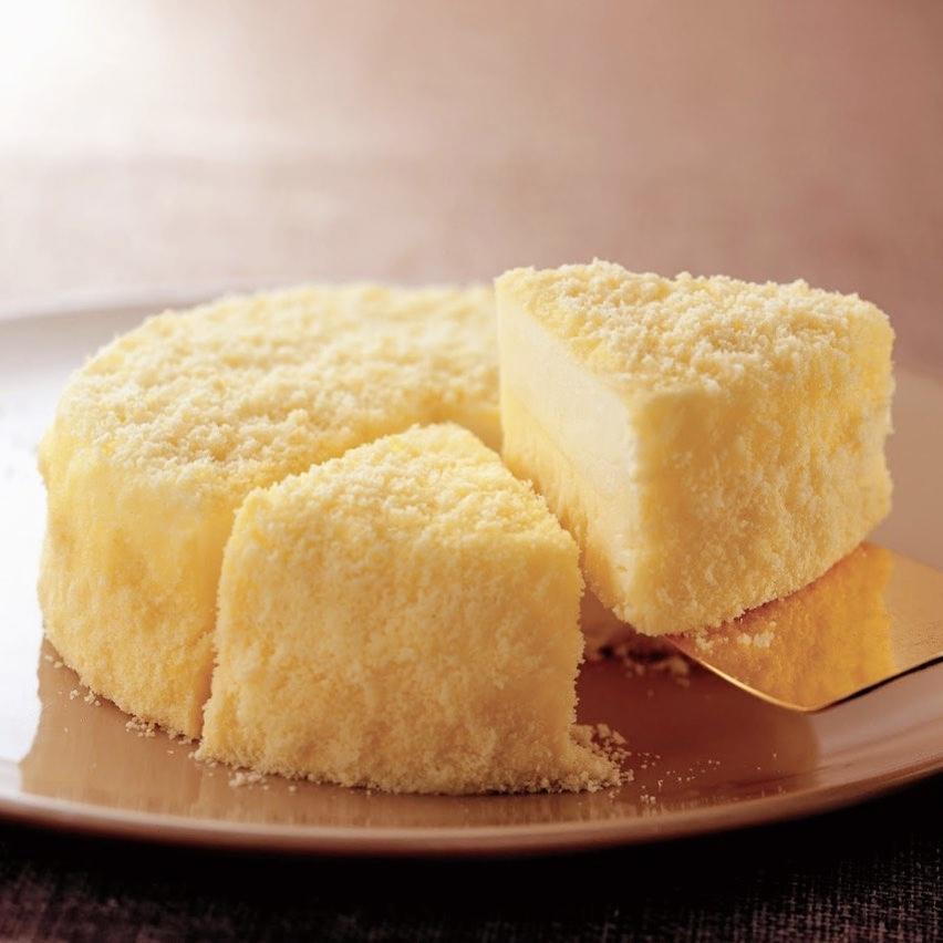 Aaronhouse 现货 日本北海道小樽letao芝士蛋糕双层乳酪网红甜品