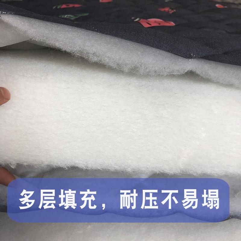 米上下铺褥子防滑床垫子 0.9m1.2 宿舍床垫软垫加厚单人学生寝室
